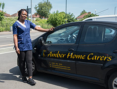 Nursing care at Amber Home Carers